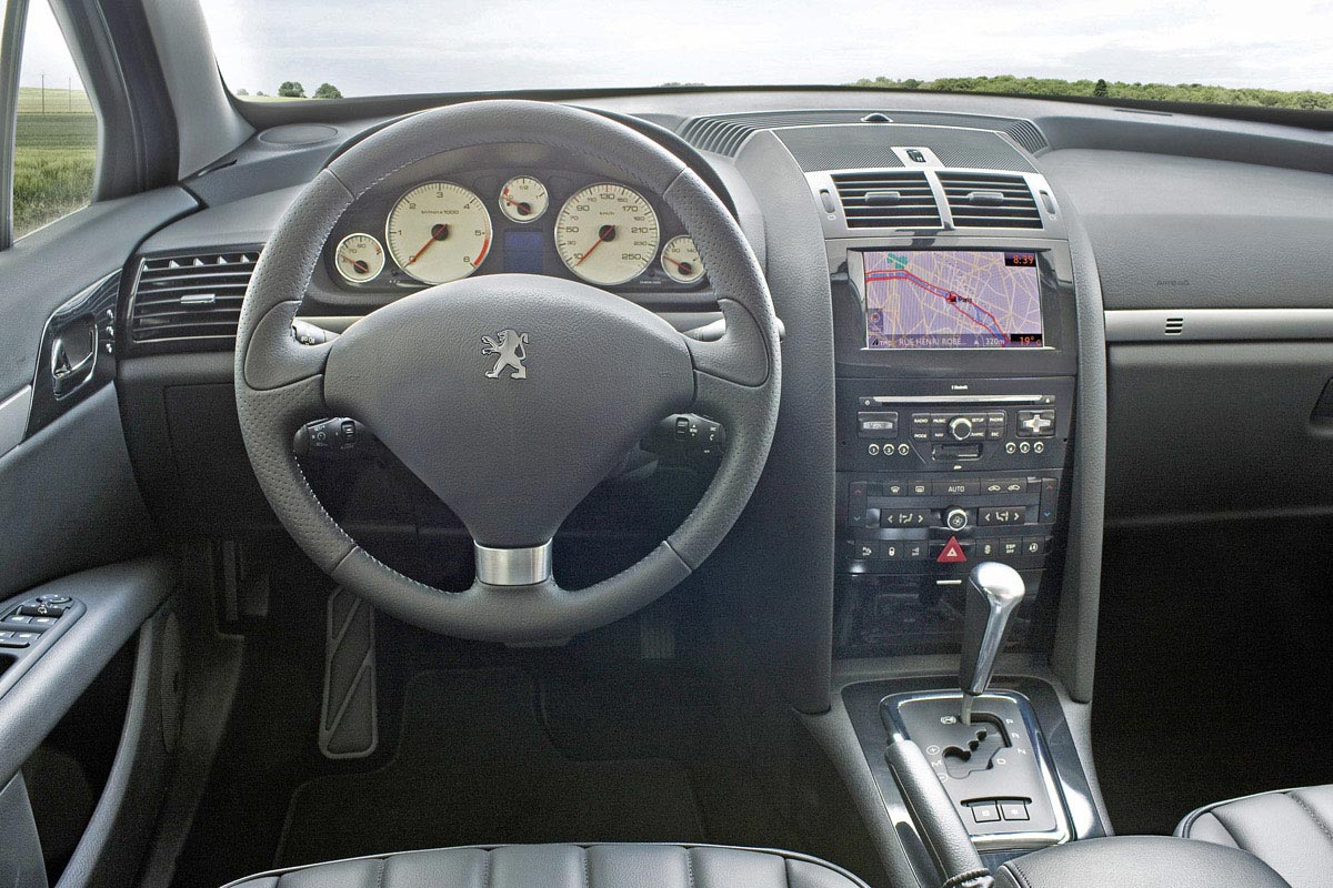 Peugeot 407 peugeot 407 for Interior 407 coupe