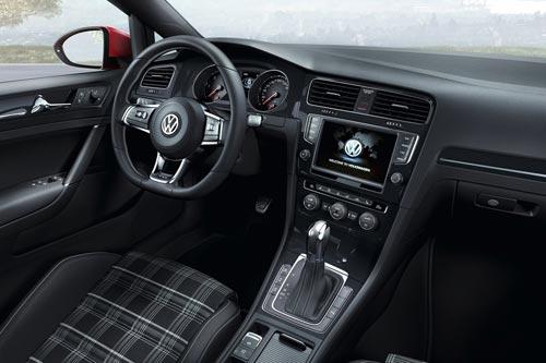 Volkswagen golf gtd фото салона volkswagen golf gtd