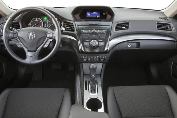 Интерьер салона Acura ILX