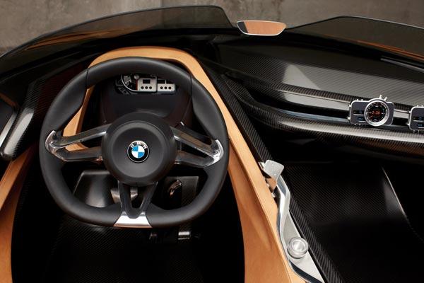 Интерьер салона BMW 328 Hommage Concept