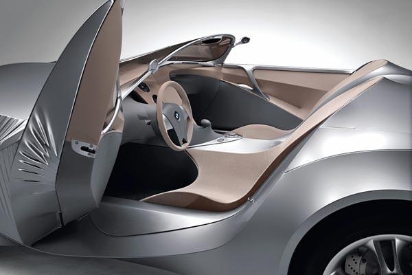 Интерьер салона BMW GINA Light