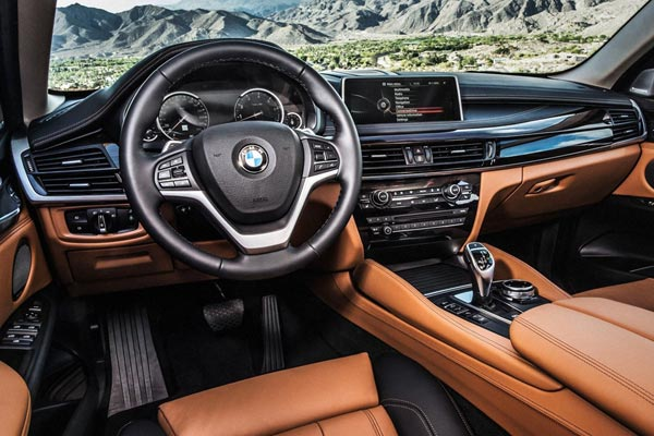 �������� ������ BMW X6