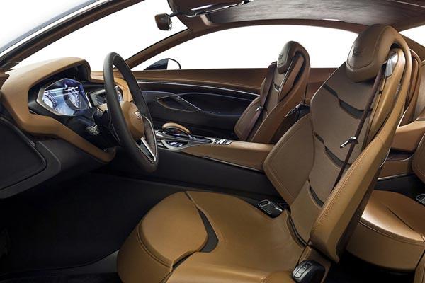 Интерьер салона Cadillac Elmiraj Concept