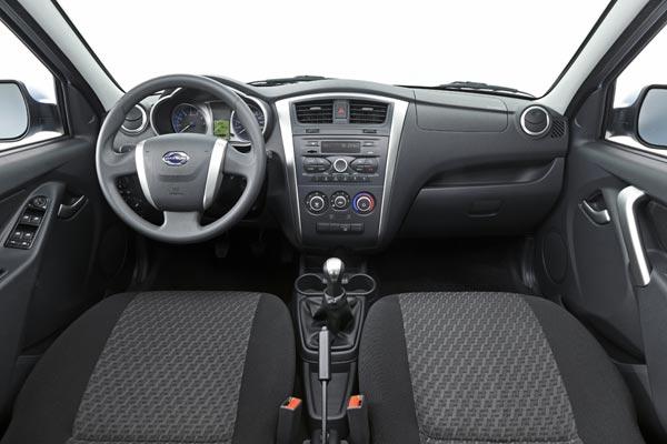 Интерьер салона Datsun on-DO