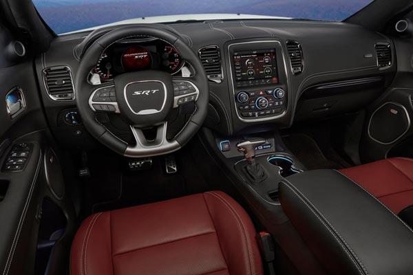 Интерьер салона Dodge Durango SRT