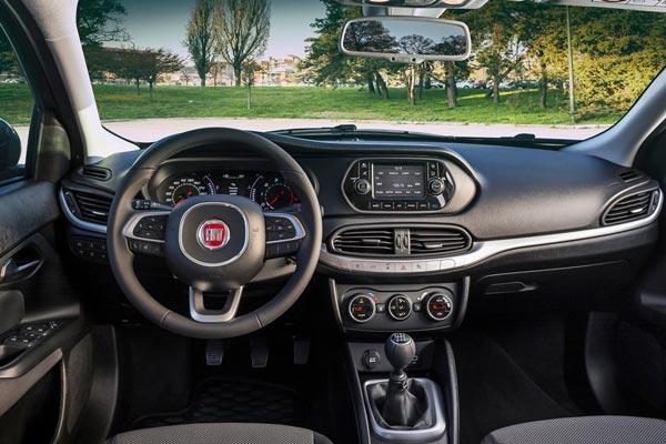 Интерьер салона FIAT Tipo Sedan