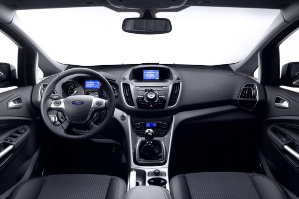 Интерьер салона Ford Grand C-Max