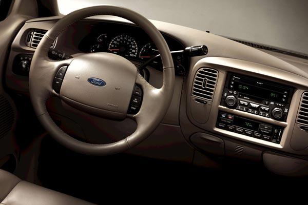 Интерьер салона Ford F-150