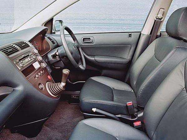 Интерьер салона Honda Civic Sedan
