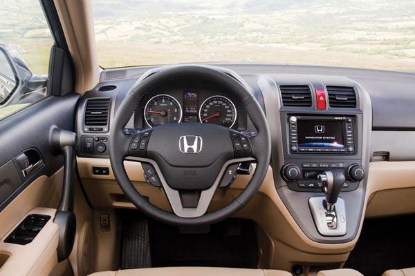 Интерьер салона Honda CR-V