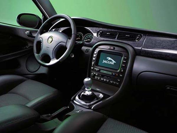 Интерьер салона Jaguar X-Type Wagon