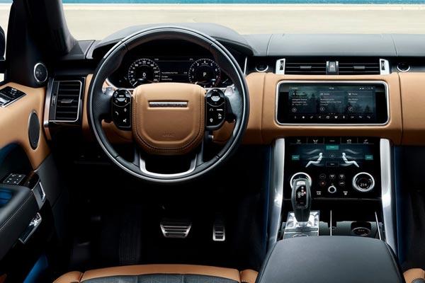 """Картинки по запросу """"Range Rover салон"""""""