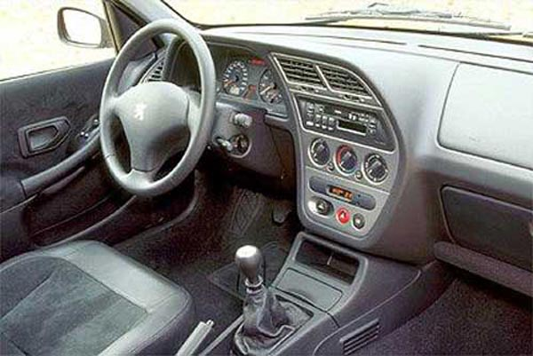 Peugeot 306 1993 2000 for Interieur 306 annee 2000
