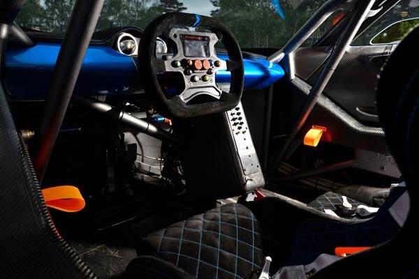 Интерьер салона Renault Alpine A 110-50 Concept