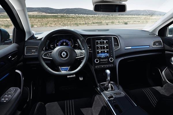 Интерьер салона Renault Megane