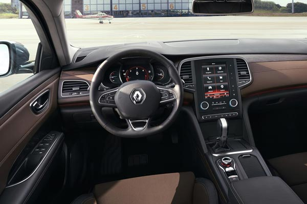 Интерьер салона Renault Talisman