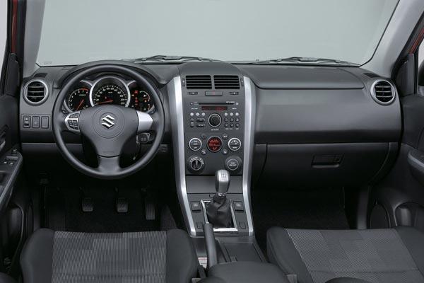 Интерьер салона Suzuki Grand Vitara 3D
