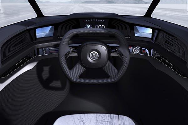 Интерьер салона Volkswagen L1