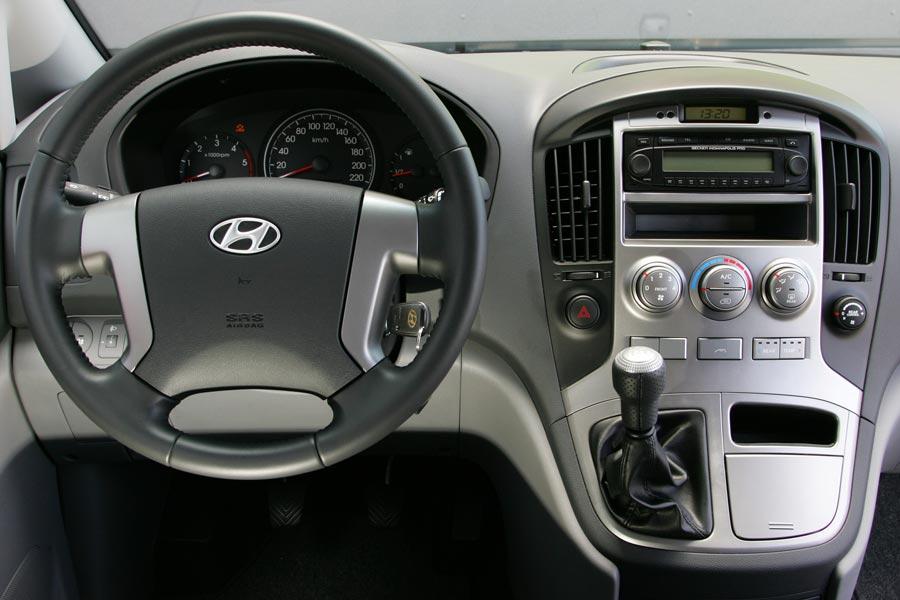 Hyundai h1 фото фото