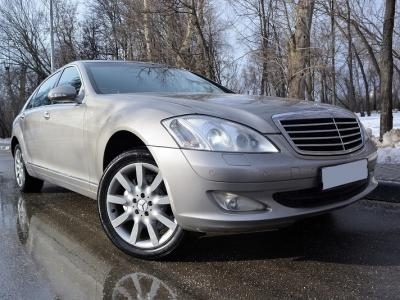 Mercedes S350 Long 4Matic