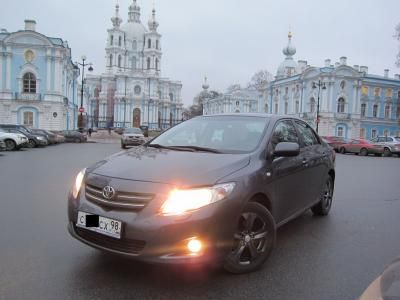Toyota Corolla, АКПП