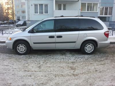Dodge Grand Caravan IV