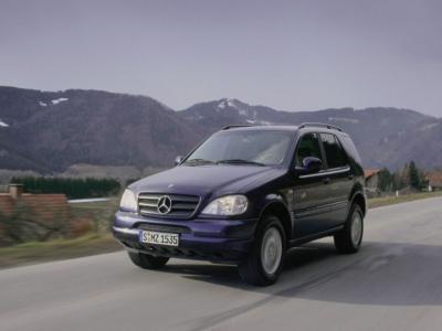 Mercedes ml 270