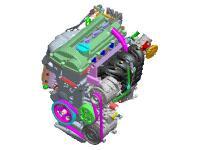 Двигатель Hyundai Kappa