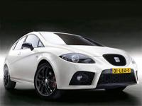 Seat Leon Cupra 310 Limited Edition. Фото Seat