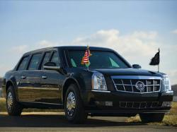 Cadillac Presidential Limousine. Фото GM