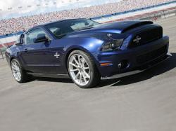 Ford Mustang Shelby GT500 Super Snake. Фото Shelby Automobiles