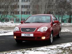 TagAZ C100. Фото с сайта autonavigator.ru