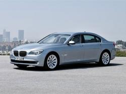 BMW 7-Series ActiveHybrid. Фото BMW