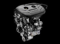 Новый двухлитровый турбомотор Volvo. Фото Volvo