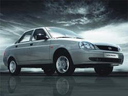 Фотографии LADA Priora на сайте Автомобили мира.