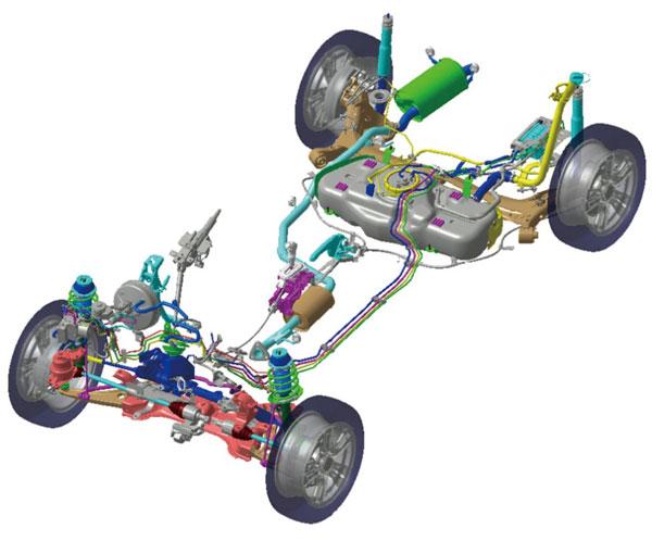 Ходовая CR-Z в общем и целом