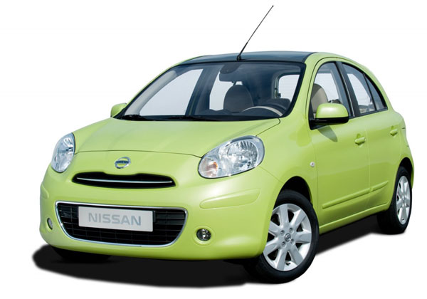 женский автомобиль Nissan Micra Для женщин.