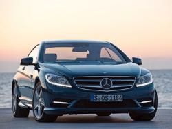 Mercedes-Benz CL-Class. Фото Mercedes-Benz