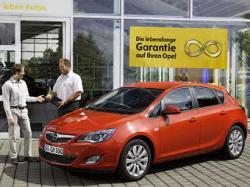 Пожизненную гарантию Opel назвали обманом.