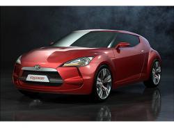 Хэтчбек Hyundai Veloster пойдет в серию.