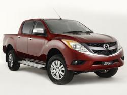 Новый пикап Mazda BT-50. Фото Mazda