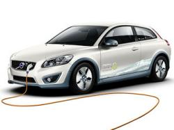 Электрокар Volvo C30. Фото Volvo