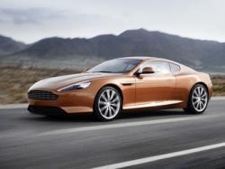Купе Aston Martin Virage. Фото Aston Martin