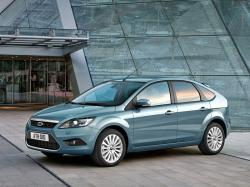 Ford Focus. Фото Ford