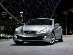 Купе Hyundai Genesis. Фото Hyundai