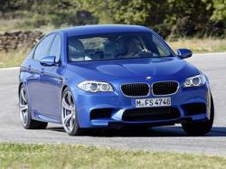 Фотогалерея BMW M5.