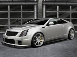 Hennessey V1000 CTS-V Coupe. Иллюстрации Hennessey Performance