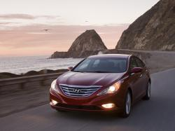 Hyundai sonata тест драйв фото