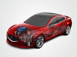 Mazda Takeri. Фото Mazda
