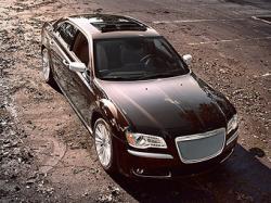 Chrysler 300C Luxury Series. Фото Chrysler